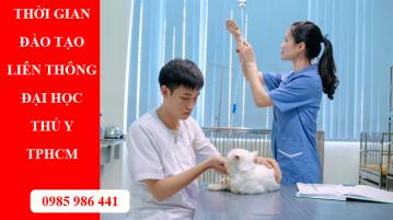 Hồ sơ xét tuyển liên thông đại học thú y