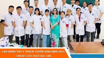 Cao đẳng thu ý tphcm